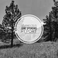 journey to fi: june 2019 spending report